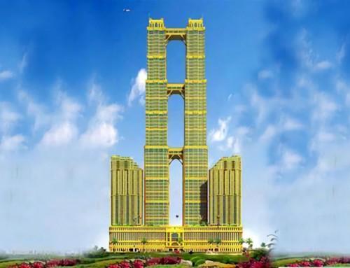 金邊世貿中心雙子塔即將開工建造!