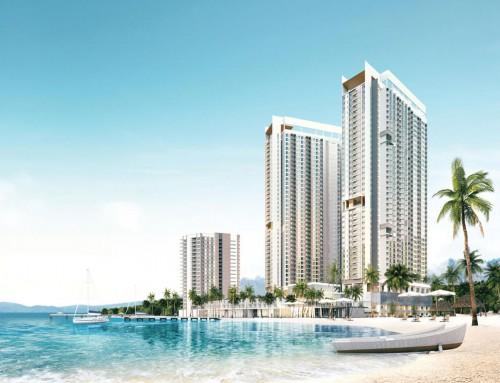 麗陽珍南海濱酒店式公寓