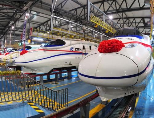 就快了! 2023年中泰高鐵第一階段即將開通!