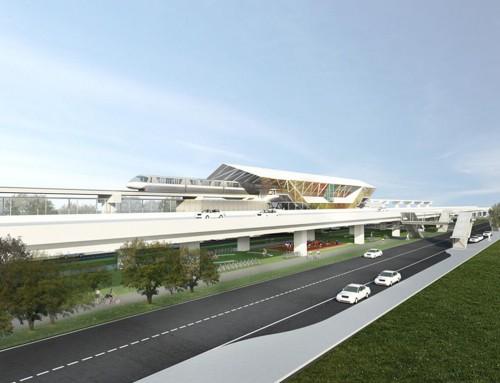 2023年曼谷BMA灰色線單軌鐵路來啦!