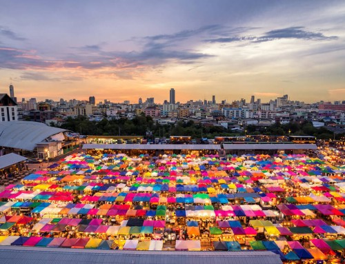 赴泰國際觀光客破3,900萬人次創歷史新高!