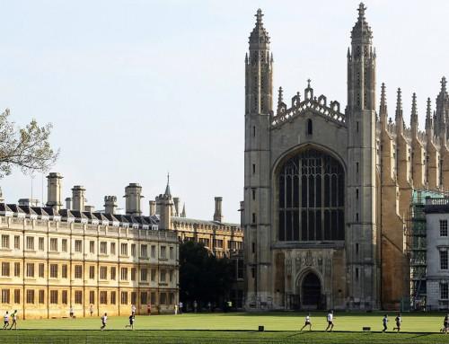 英國劍橋大學宣佈全年在線授課,八百年來首次!